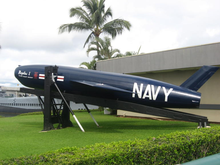 US Navy Weaponry - Oahu