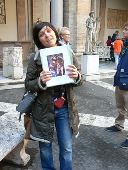Photo of   Vatican City..  and quot;In the Groove and quot;