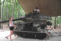 Photo of Ho Chi Minh City Cu Chi Tunnels Small Group Adventure Tour from Ho Chi Minh City