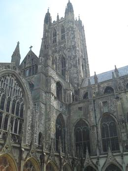 Exterior shot of Canterbury Cathedral - May 2010
