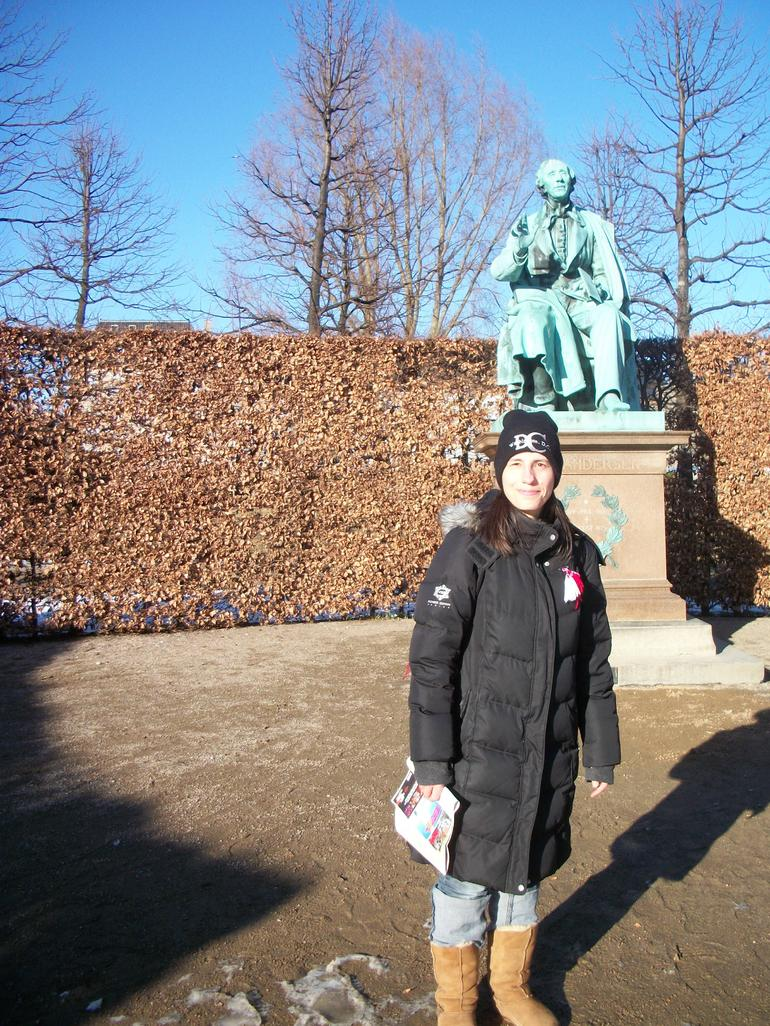 Hans Christian Anderssen and I - Copenhagen