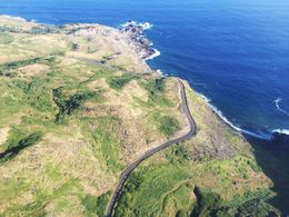 Photo of Maui West Maui and Molokai Exclusive 45-Minute Helicopter Tour Hawaiian landscape