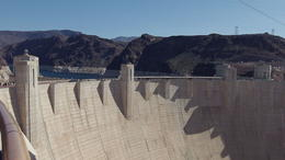 Picture taken during our Hoover Dam tour. , Dave - March 2013