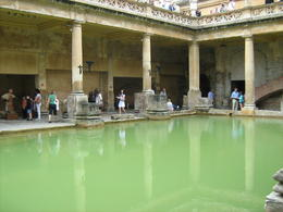 The Roman Baths , Dianne S - September 2012