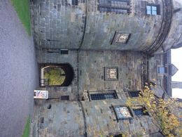 Falkland Palace, Tyler - October 2015