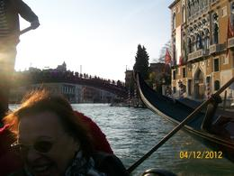 Photo of Venice Venice Gondola Ride and Serenade italy!!!!!!!!!!!!!!!!!!!!!!! cold a$$ spring of 2012 175
