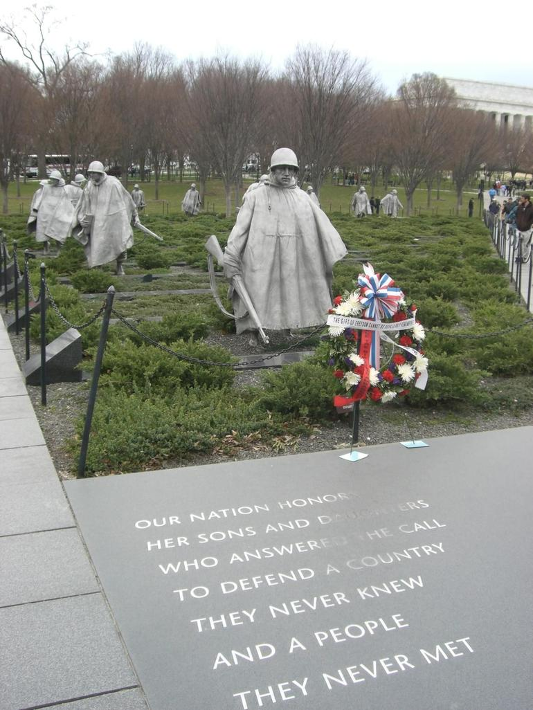 Korean War Memorial - New York City