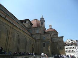 Photo of   Medici Chapel and San Lorenzo, Florence