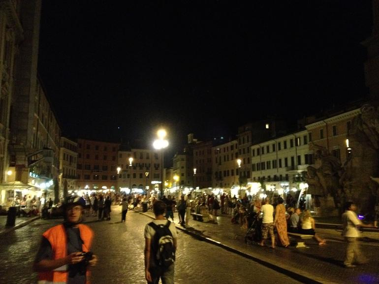 Night Segway tour - Rome