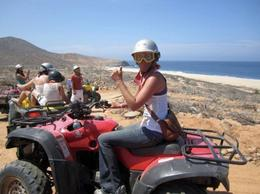 Photo of Los Cabos Los Cabos Shore Excursion: ATV Adventure Ready to Ride
