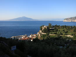 View from our room at Hotel Grand Capodimonte , Simone N - June 2013