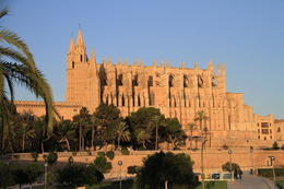 Huge Church where Gaudi;s work can be visited. , Jason B - November 2012