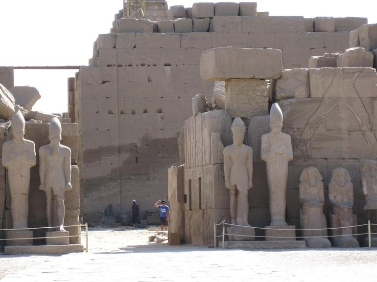 The East Bank Temples - Luxor