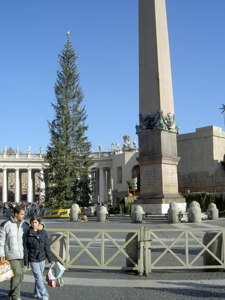 The Vatican at Christmas - Rome