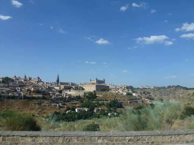Toledo view - Madrid