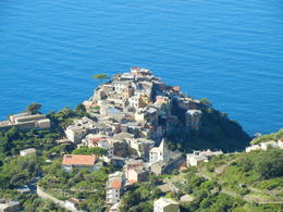 Photo of Florence Cinque Terre Hiking Day Trip from Florence View of one of the towns we visited!