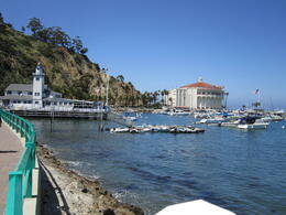 Photo of Anaheim & Buena Park Catalina Island Day Trip Walkway