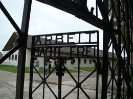 Photo of Munich Dachau Concentration Camp Memorial Small Group Tour from Munich Work Makes you Free