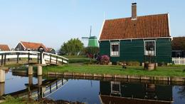 Photo of Amsterdam Zaanse Schans Windmills, Marken and Volendam Half-Day Trip from Amsterdam Absalutly Breathtaking