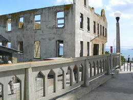 Photo of San Francisco San Francisco Hop-on Hop-off Tour ALCATRAZ ISLAND BUILDINGS