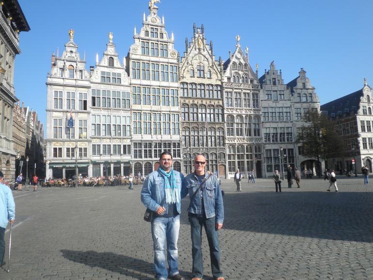 Antwerp - Brussels