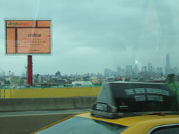 shuttle bus service from jfk , Christina M - July 2013