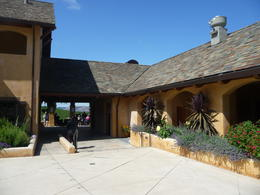 Photo of San Francisco Napa and Sonoma Wine Country Tour Entrance to Nicholson Ranch