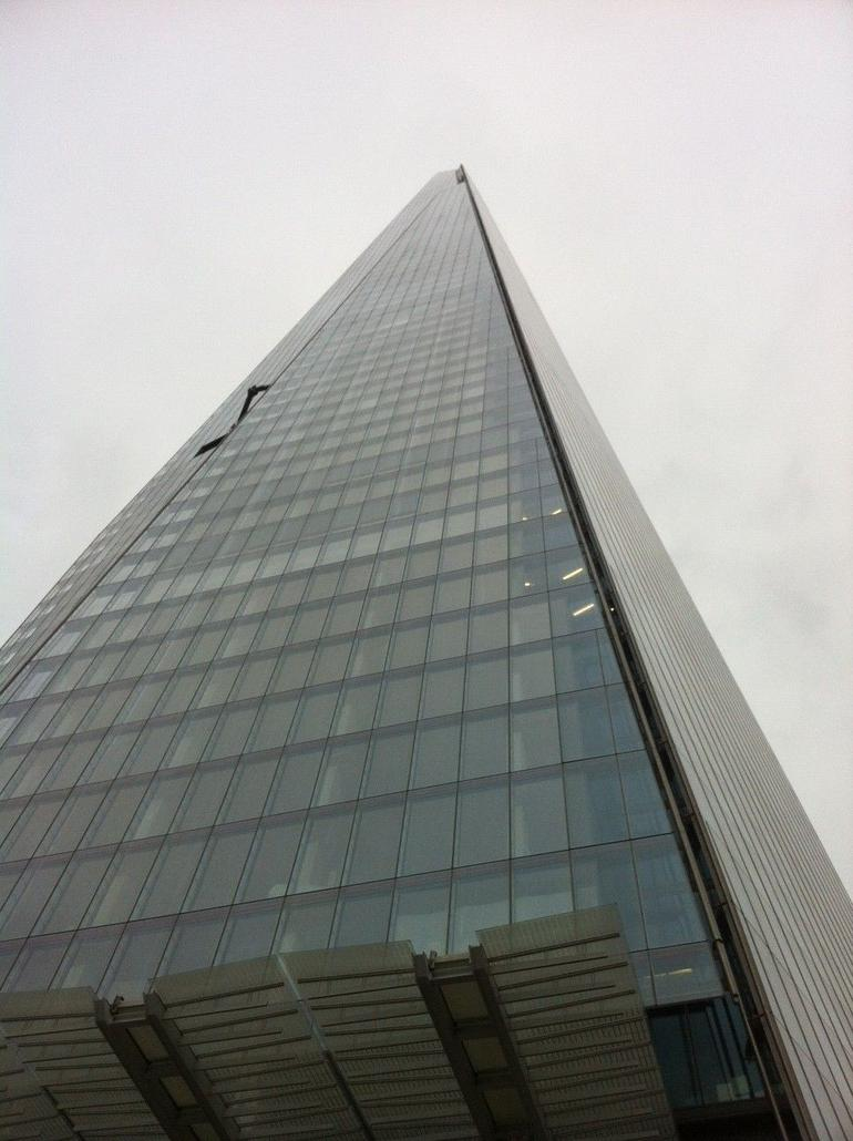From the ground up - London