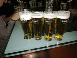 Included beer at the end of the tour! , Katrina G - October 2015
