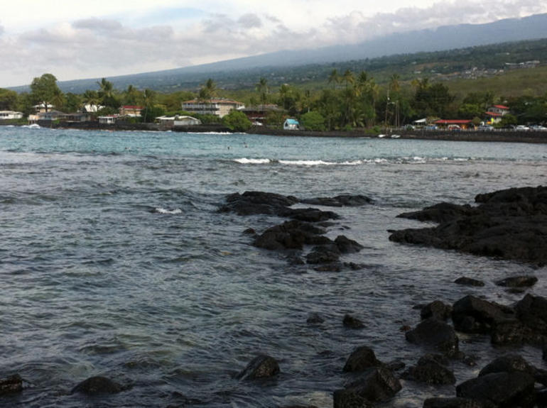 Kahaluu Bay - Big Island of Hawaii