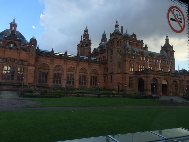 Just another one of the beautiful free museums in Glasgow.