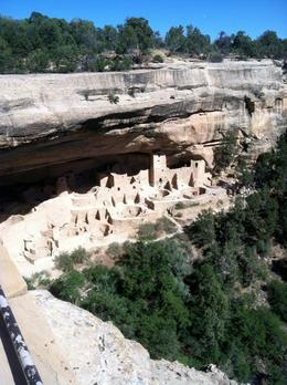 Cliff dwelling , Javi - March 2012
