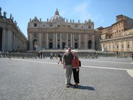 Photo of Rome Skip the Line: Vatican Museums Walking Tour including Sistine Chapel, Raphael's Rooms and St Peter's Our Trip to The Vactican