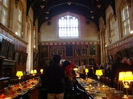 Where Harry Potter was filmed! - July 2008