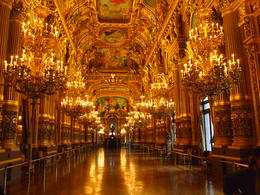 Photo of   Gorgeous interior of Palais Garnier