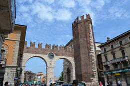 Photo of Verona Verona City Hop-on Hop-off Tour Pentagonal Tower