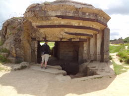 Photo of Bayeux Normandy Beaches Half-Day Trip from Bayeux Point Du Hoc
