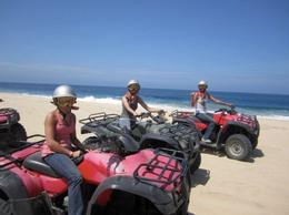 Photo of Los Cabos Los Cabos Shore Excursion: ATV Adventure Riding Through the Sand