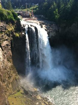 Photo of Seattle Snoqualmie Falls and Seattle Winery Tour Snoqaulmie Falls