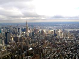 Photo of New York City Big Apple Helicopter Tour of New York Syline with Empire State Building