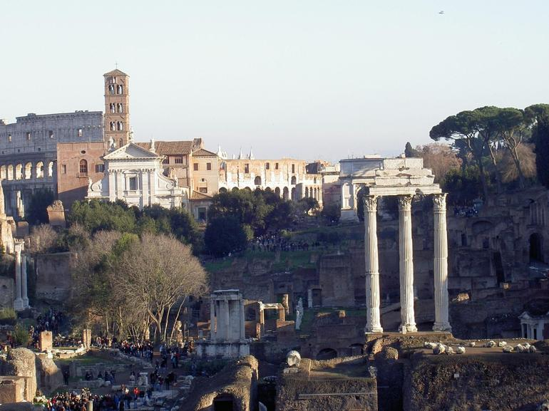The Forum in Rome - Rome