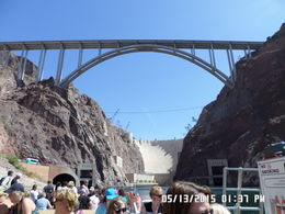 As we boarded our boat for the Colorado River float trip, this was the first photo opportunity of the bridge and the dam. The history of the dam build and the area was very interesting. What a ... , terrillewis - May 2015