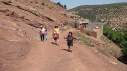 Photo of Marrakech Berber Trails 4WD Day Trip from Marrakech The village
