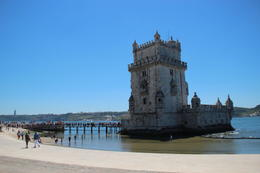 Photo of Lisbon Sintra and Cascais Small-Group Day Trip from Lisbon Torre de Belem