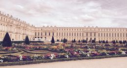 versailles and gardens , Lara S - August 2015