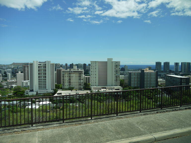 View of the City - Oahu