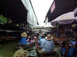Photo of Bangkok Floating Markets of Damnoen Saduak Cruise Day Trip from Bangkok view