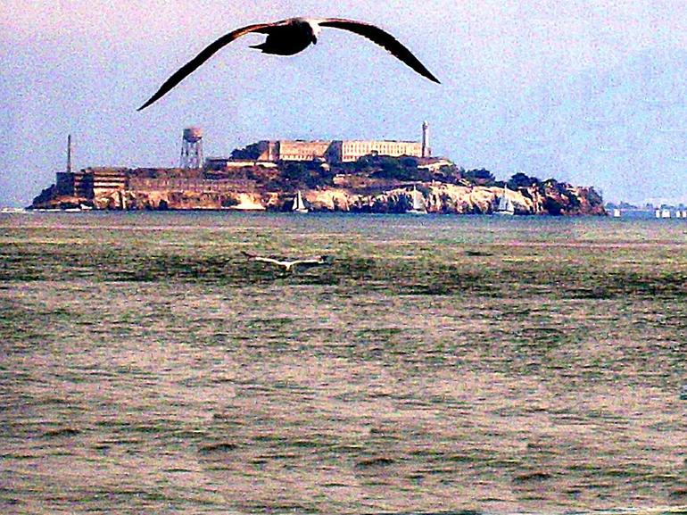 Alcatraz, The Rock - San Francisco