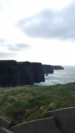 Cliffs of Moher , Michelle L - December 2015