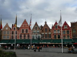 Beautiful sites from Ghent and Bruges , yana - October 2014